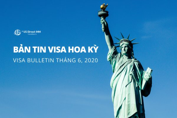 Visa bulletin June 2020